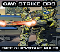 CAVSO Quickstart Rules